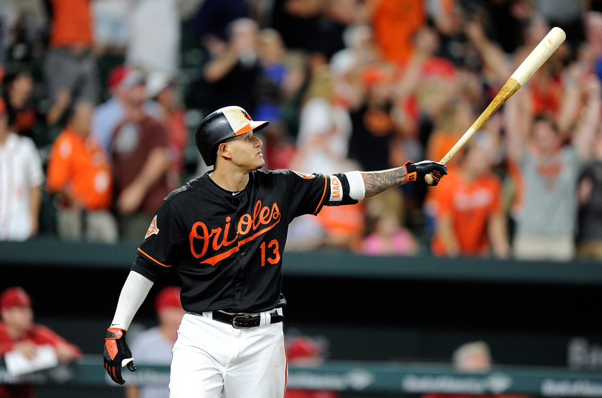 Possible Manny Machado Trade Partners for the Baltimore Orioles (Giuseppe)