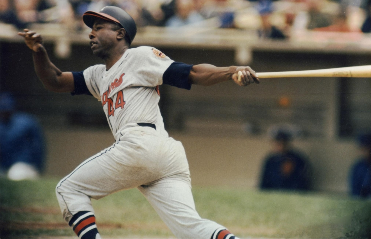Doubleday Double Talk Remembers: Hank Aaron